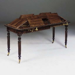 AN UNUSUAL ROSEWOOD AND SIMULA