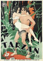 Tarzan The Ape Man/Tarzan