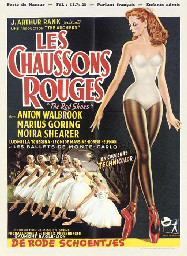 The Red Shoes/Les Chaussons Ro