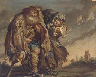 A peasant couple
