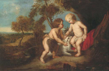 The Christ Child and the Infan