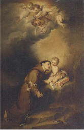 The Vision of Saint Anthony of