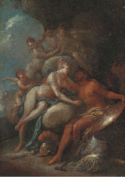 Venus in the forge of Vulcan