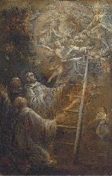 The vision of Saint Romuald