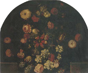 Roses, tulips and other flower