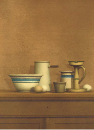Still Life with Eggs, from Ame