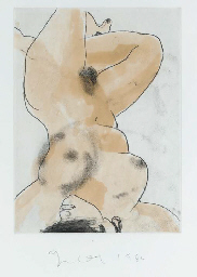 Eight Little Nudes (D'Oench &