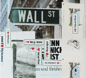 Wall Street [I Love Peace and