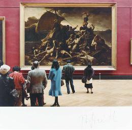 Musée du Louvre 4, Paris 1989