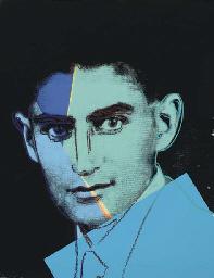Franz Kafka, from Ten Portrait