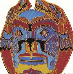 Northwest Coast Mask, from Cow