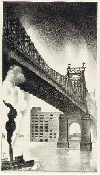 Queensboro Bridge (F. 61)