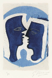 Le Couple, from Lettera Amoros