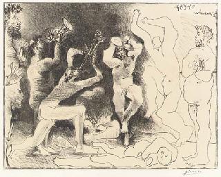 La danse des faunes (B. 830; M