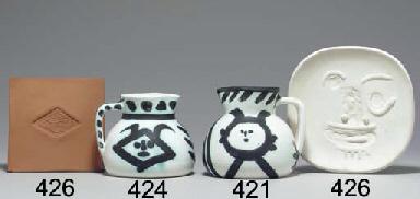 Head pitcher (A.R. 221)