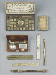 (8) A Set of German scales