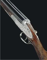 A FINE 12-BORE (2¾IN) SIDELOCK