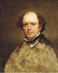 Portrait of H.W. Hewitt