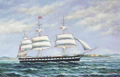 E. Nielsen (American, 20th Cen