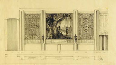 A Design for the Interior of t