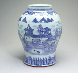 MASSIVE CHINESE EXPORT PORCELA