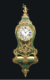 A REGENCE STYLE GREEN LACQUERE
