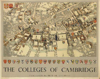 THE COLLEGES OF CAMBRIDGE