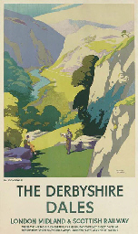 THE DERBYSHIRE DALES