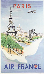 PARIS, AIR FRANCE