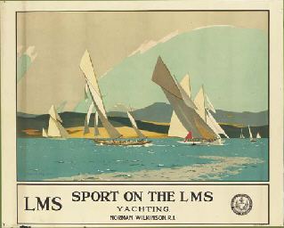 SPORT ON THE LMS, YACHTING