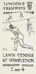 LONDON'S TRAMWAYS, LAWN TENNIS