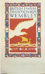 BRITISH EMPIRE EXHIBITION 1925