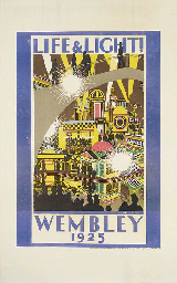 LIFE & LIGHT, WEMBLEY 1925
