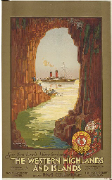 FINGAL'S CAVE, THE ROYAL ROUTE