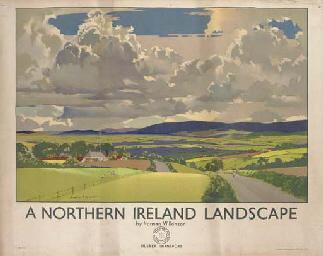 A NORTHERN IRELAND LANDSCAPE