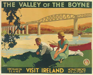 THE VALLEY OF THE BOYNE