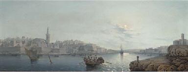 Valetta Harbour, Malta