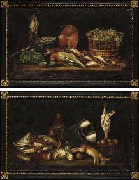 Nature morte au lapin et natur