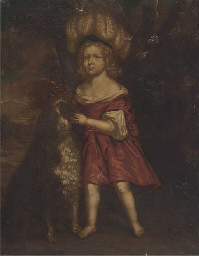 Portrait of a young lady, full