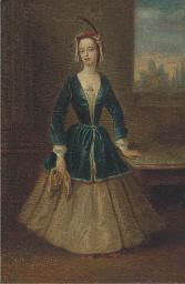 Portrait of Selina Shirley (17