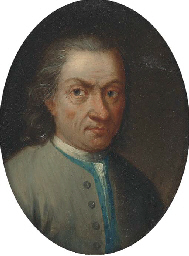 Portrait of a gentleman, small