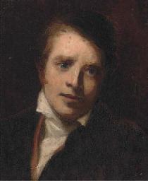 Portrait of a Dr William Graha