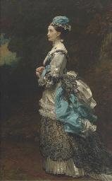 Portrait of Lady Marjorie Bank