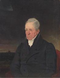 Portrait of William Curling Es