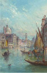 The Dogana, Venice; and The Gi