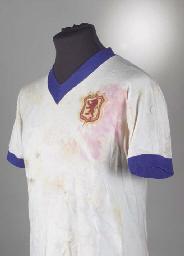 A WHITE SCOTTISH FOOTBALL LEAG