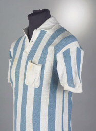 A BLUE AND WHITE RACING CLUB S
