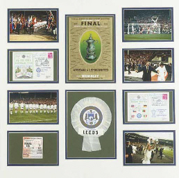 LEEDS UNITED F.A.CUP FINAL 197