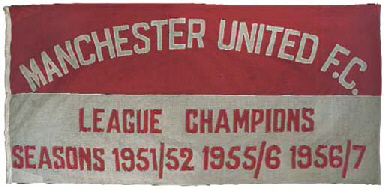 A RARE MANCHESTER UNITED F.C.