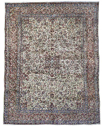 A fine Sarouk carpet, West Per